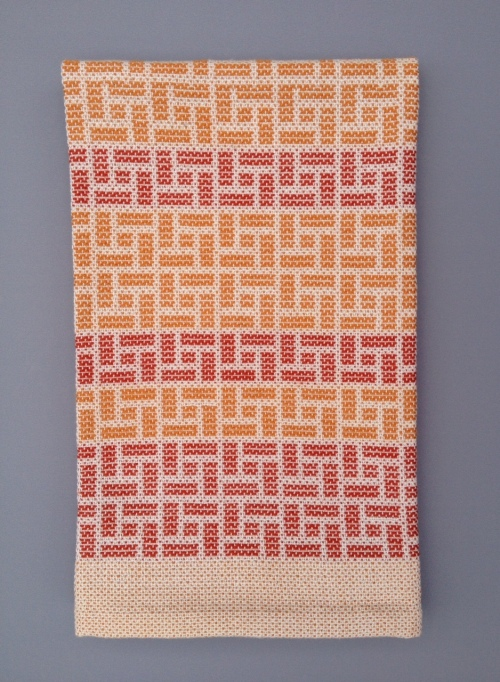 Summer and Winter Towel