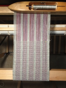 Silk Handwoven Scarf.