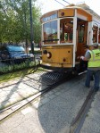 Trolley Car at Lowell NP