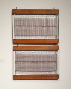 Doerte Weber I Belong, 2014 Mixed media, structural weaving