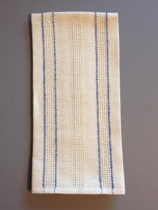 Canvas weave stripes