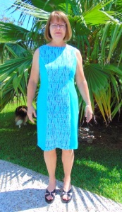Tranquil Waters Dress