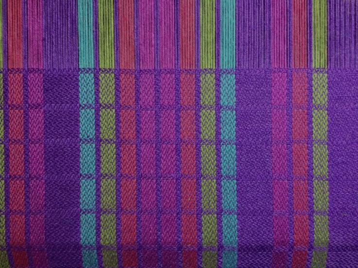 Jewel on the loom